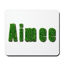 Aimee Grass Mousepad