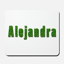 Alejandra Grass Mousepad