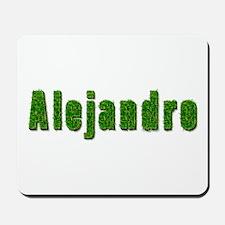 Alejandro Grass Mousepad
