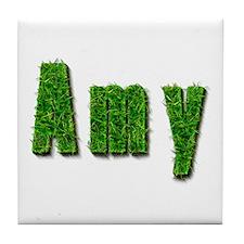 Amy Grass Tile Coaster