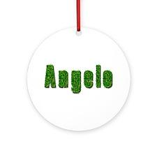 Angelo Grass Round Ornament