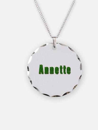 Annette Grass Necklace