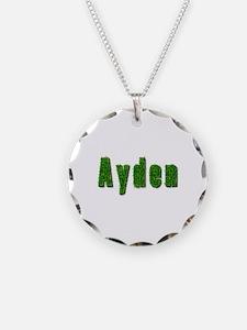 Ayden Grass Necklace