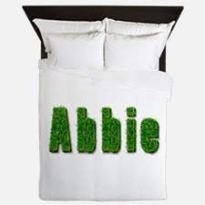 Abbie Grass Queen Duvet