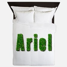 Ariel Grass Queen Duvet