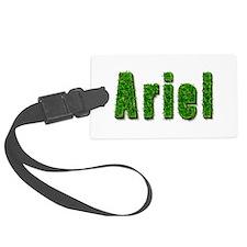 Ariel Grass Luggage Tag