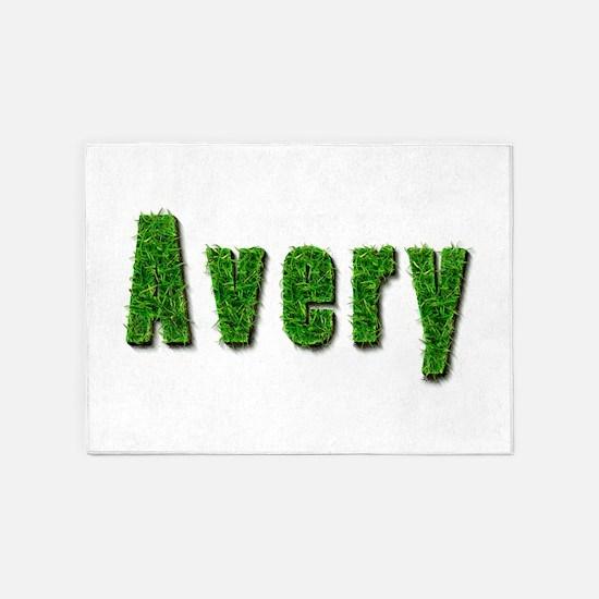Avery Grass 5'x7' Area Rug