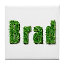 Brad Grass Tile Coaster