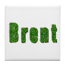 Brent Grass Tile Coaster