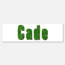 Cade Grass Bumper Bumper Bumper Sticker