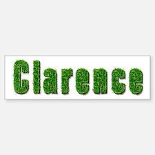 Clarence Grass Bumper Bumper Bumper Sticker