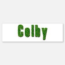 Colby Grass Bumper Bumper Bumper Sticker