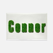 Connor Grass Rectangle Magnet