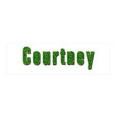 Courtney Grass 36x11 Wall Peel