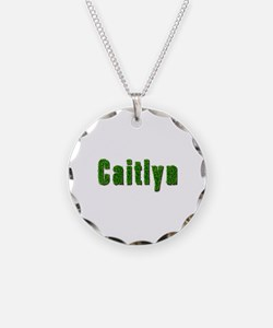 Caitlyn Grass Necklace