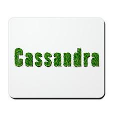 Cassandra Grass Mousepad