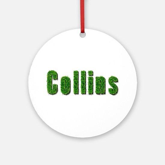 Collins Grass Round Ornament