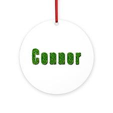 Connor Grass Round Ornament