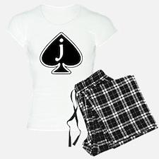Jack Of Spades Pajamas