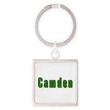 Camden Grass Square Keychain
