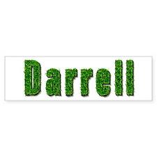 Darrell Grass Bumper Bumper Sticker