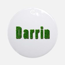 Darrin Grass Round Ornament