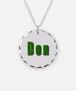 Don Grass Necklace