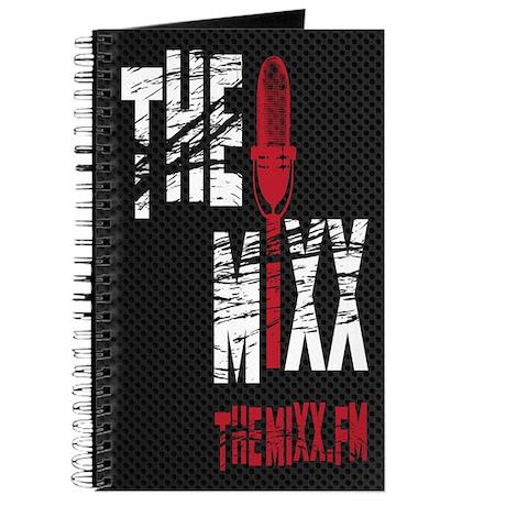 MIXX Logo Journal