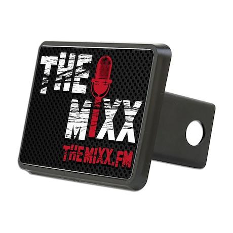 MIXX Logo Rectangular Hitch Cover