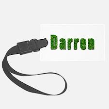 Darren Grass Luggage Tag