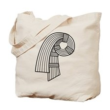 Inanna's Knot Tote Bag