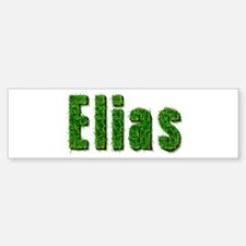 Elias Grass Bumper Bumper Bumper Sticker