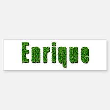 Enrique Grass Bumper Bumper Stickers