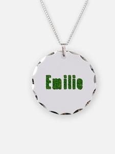 Emilie Grass Necklace