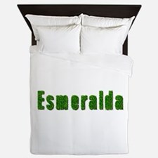 Esmeralda Grass Queen Duvet