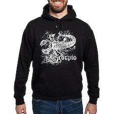 Worn Zodiac Scorpio Hoodie