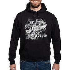 Worn Zodiac Scorpio Hoody