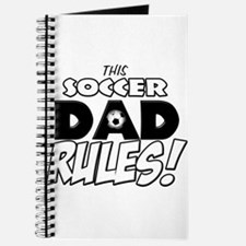This Soccer Dad Rules.png Journal