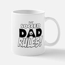 This Soccer Dad Rules.png Mug