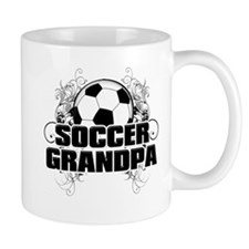 Soccer Grandpa (cross).png Mug
