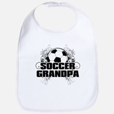 Soccer Grandpa (cross).png Bib