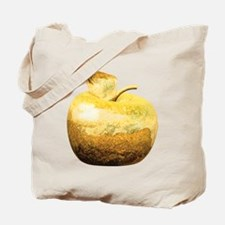 Golden Apple Tote Bag