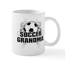 Soccer Grandma (cross).png Mug