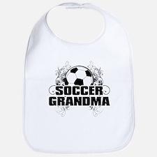 Soccer Grandma (cross).png Bib