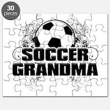 Soccer Grandma (cross).png Puzzle
