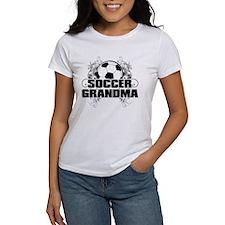 Soccer Grandma (cross).png Tee
