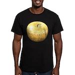 Golden Apple Kallisti Men's Fitted T-Shirt (dark)
