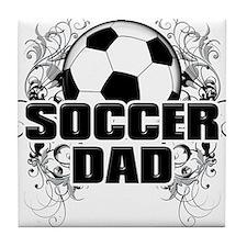 Soccer Dad (cross) copy.png Tile Coaster