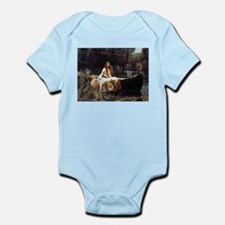 The Lady Of Shalott Infant Bodysuit