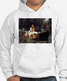 The Lady Of Shalott Hoodie